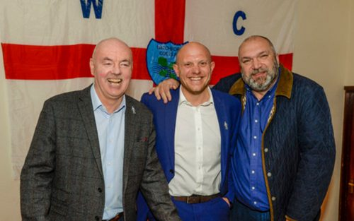 Witchford Colts FC's sportsman's dinner raise over £7,000